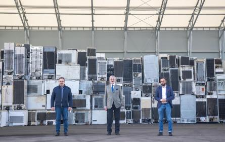 UFH: 3 Millionen Kühlgeräte recycelt