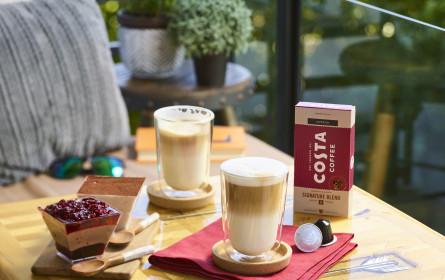 Costa Coffee: Großartiger Kaffee jetzt auch im Handel