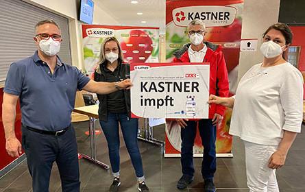 Kastner: Impfaktion für alle Mitarbeiter