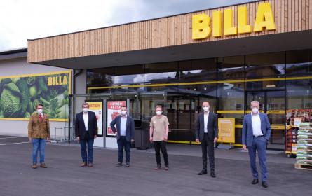 Neuer Billa in St. Georgen im Attergau