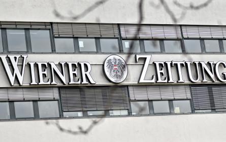 """Deklaration für Rettung der """"Wiener Zeitung"""""""