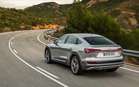 Audi experimentiert mit Stromtankstelle der Zukunft