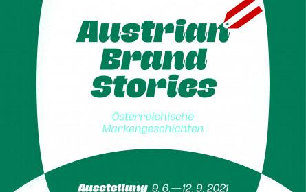 Ausstellung im designforum Wien: Austrian Brand Stories – österreichische Markengeschichten