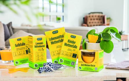Interspar bringt nachhaltige Insektenschutzmittel von GEJO
