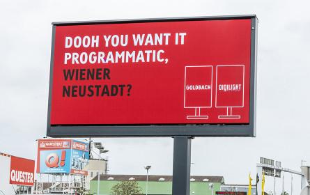 Programmatic DOOH im Vormarsch