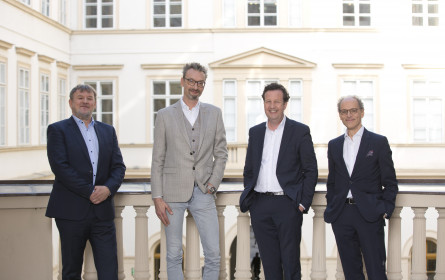 Hauptverband des Österr. Buchhandels Benedikt Föger zum Präsidenten des Hauptverbandes wiedergewählt