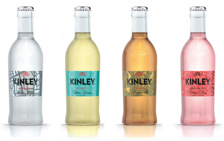 Die Welt genießen: Kinley Tonics erobern Österreich