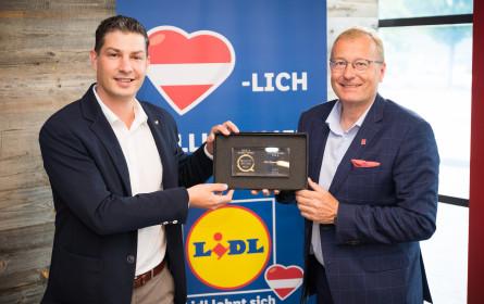 Lidl erhält Market Quality Award