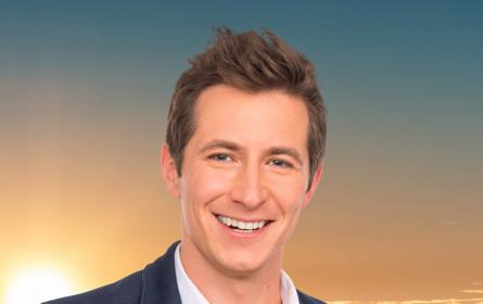 """""""Guten Morgen Österreich""""-Host Lukas Schweighofer verstärkt zusätzlich den ORF-Sport"""