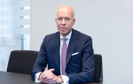 Marc Knothe übernimmt Geschäftsführung von Intrum Österreich und Deutschland