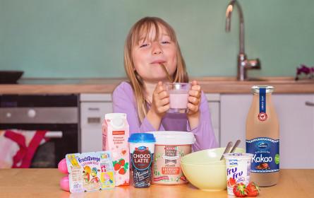 Spar, Sipcan und Partner der zucker-raus-initiative sorgen für weniger Zucker in Milchprodukten