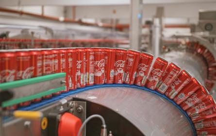 Hightech-Dosenlinie am Produktionsstandort Edelstal