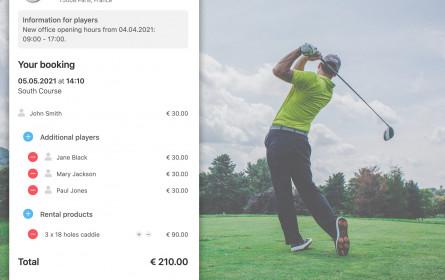 Worldline und Nexxchange: Gemeinsam für ein Neues Buchungs- und Zahlungserlebnis für Golfer