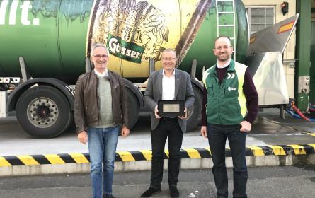 Brau Union Österreich AG Market Quality Award zeichnet Gösser erneut aus