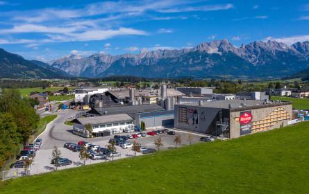 Pinzgau Milch ist Partner von Salzburg 2050