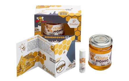 Gemeinsam Bienen schützen: Bienenpatenschaft bei Tchibo