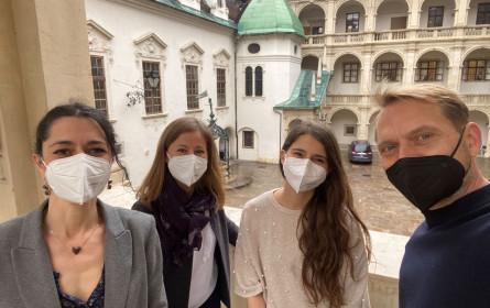 Verstärkung für die Grünen Steiermark
