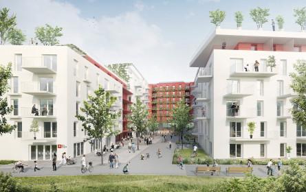 Natürlich Beton. Energieeffiziente Innovationen beim Bauen und Wohnen für mehr Klimaschutz
