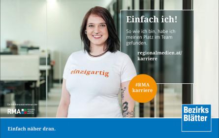 Ein Job bei den Regionalmedien Austria