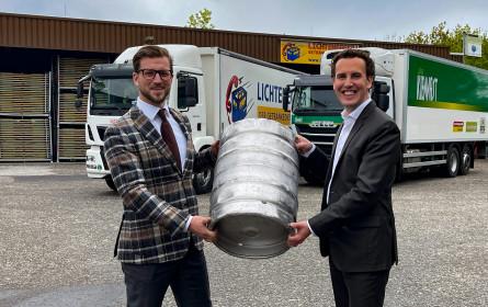 Handelskaus Kiennast: Unterstützung für Getränkedienstleister Lichtenegger