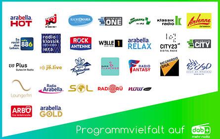 Zwei Jahre Digitalradio Österreich