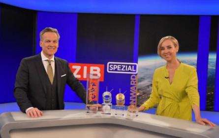 """Gewinner der ORF-Awards in """"ZIB Spezial"""" vorgestellt"""