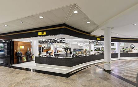 Billa eröffnet Marktküche und Weinbar in den Wiener Ringstrassen-Galerien