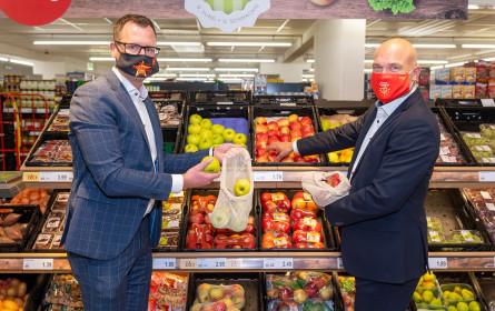 Gemüse aufessen wird bei Penny zum regionalen Höhepunkt