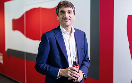 Fabio Andrea Cella neuer Geschäftsführer der Coca-Cola GmbH in Österreich