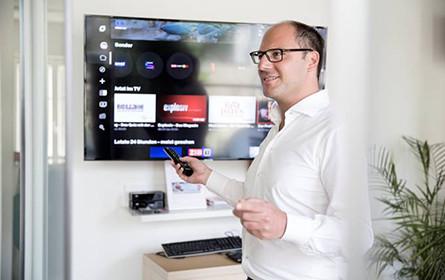 """""""Die Zukunft des Fernsehens ist längst da"""""""