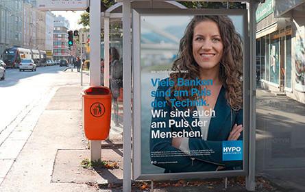 Nachhaltiger Marken-Relaunch für die Hypo Oberösterreich
