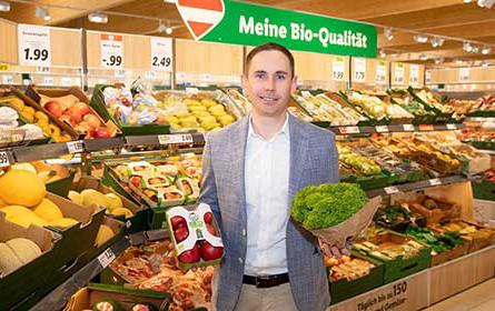 Lidl: Nachhaltigere Verpackungen für Obst & Gemüse