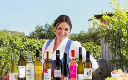 Lidl Österreich startet zweite Wein-Sélection