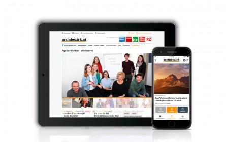 Top-Platzierung der RMA Digital in der Online-Medien