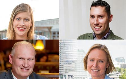 Paneldiskussion und Networking beim Marketing Circle Austria-Event über den Post Corona-Consumer