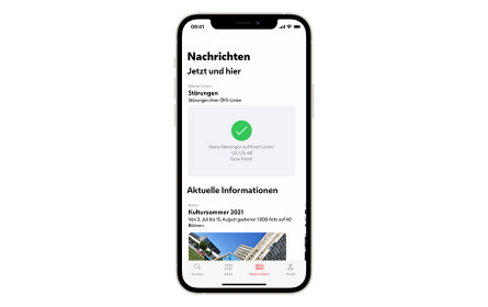 Stadt Wien-App: User-Wünsche bringen neue Funktionen