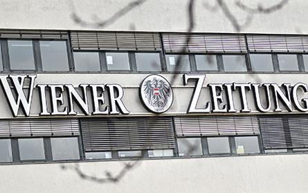 """Bundeskanzleramt hat Geschäftsführer für """"Wiener Zeitung"""" neu ausgeschrieben"""