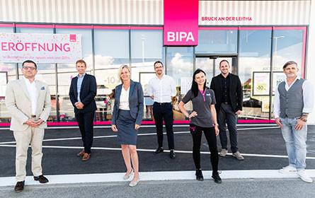 Neueröffnung: Bipa-Filiale in Bruck an der Leitha