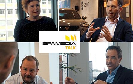 Epamedia Talk: Startschuss für Video-Reihe gefallen