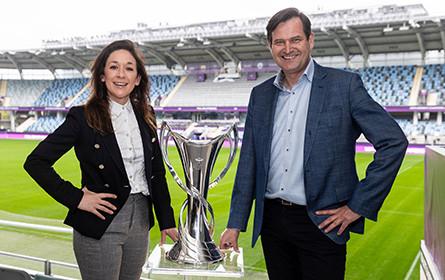Euronics Group Partner von UEFA Frauenfußball