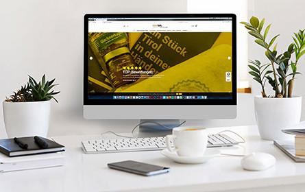 tirolish.at – der neue Onlineshop für Käse, Speck und Spezialitäten aus Tirol
