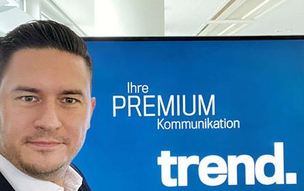"""Der """"trend"""" launcht Community-Ausgaben"""