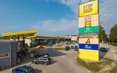 """Immofinanz startet mit europäischer Retail-Park-Marke """"Stop Shop"""" in Italien durch"""