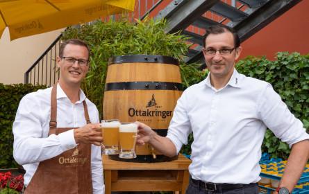 """Ottakringer Brauerei feiert wieder neun Wochen """"Ottakringer Bierfest"""""""