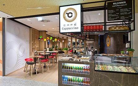 Interspar eröffnet modernisiertes Café Cappuccino in Feldkirch-Altenstadt