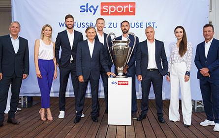 Die UEFA Europa League auf Sky mit dem Duo Johannes Brandl & Alfred Tatar