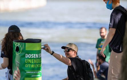 """Jede Dose zählt: """"European Recycling Tour"""" erreicht mehr als vier Millionen Menschen"""