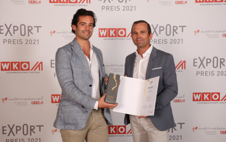 Gebrüder Weiss holt Gold beim österreichischen Exportpreis 2021