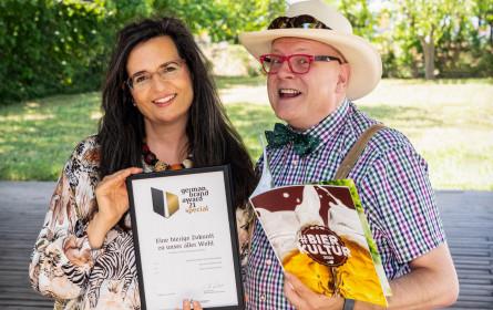 Brau Union Österreich mit dem German Brand Award ausgezeichnet