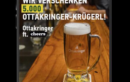 cheers: Die innovative Form des Drink-Spendierens